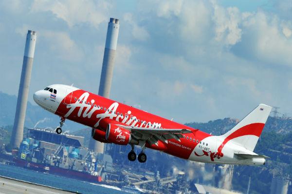 AirAsia Airline 1