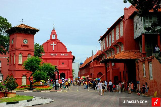 Đặt mua vé  máy bay đi Malaysia tại Vietnam Booking
