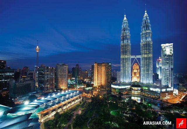 Đặt vé máy bay đi Malaysia giá rẻ tại Vietnam Booking