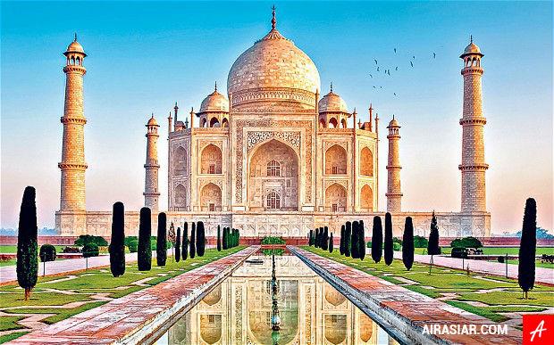Mua vé máy bay đi Ấn Độ giá rẻ