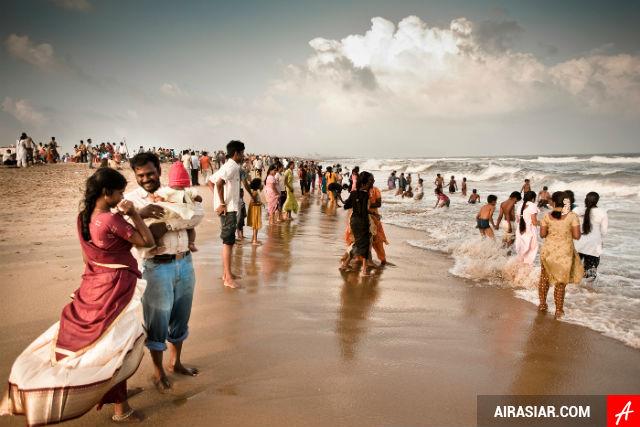 Đặt mua vé máy bay đi Ấn Độ tại Vietnam Booking