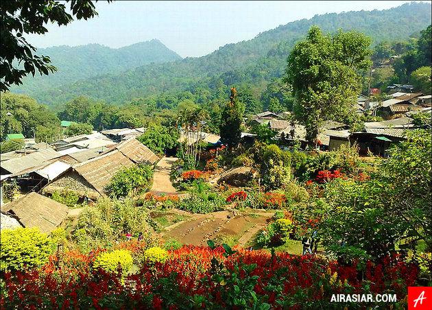 Mua vé máy bay đi Chiang Mai, Thái Lan giá rẻ