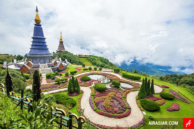 Giá vé máy bay giá rẻ đi Chiang Mai giá rẻ