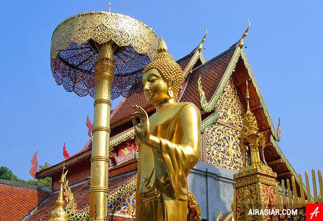 Đặt mua vé máy bay đi Chiang Mai giá rẻ