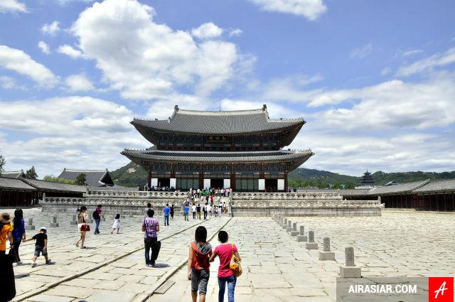 Đặt vé máy bay đi Hàn Quốc giá rẻ