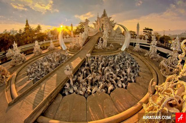 Mua vé máy bay đi Chiang Rai, Thái Lan