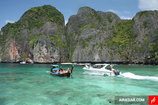 Mua vé máy bay đi Krabi giá rẻ nhất