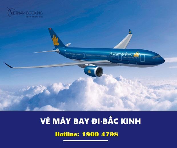 Vé máy bay đi Bắc Kinh