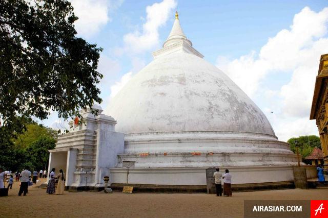 Đặt mua vé máy bay giá rẻ hãng Air Asia đi Colombo