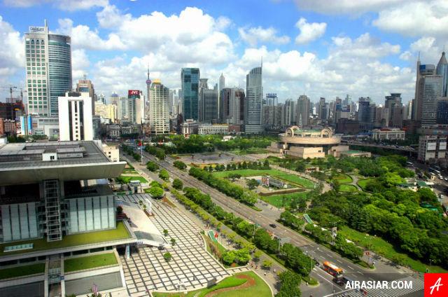 Đặt mua vé máy bay giá rẻ nhất đi Thượng Hải