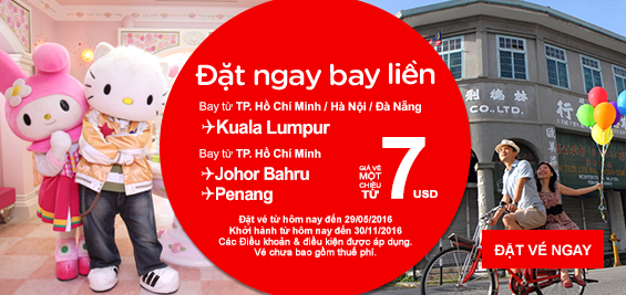 ve may bay khuyen mai hang airasia