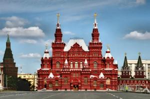 Du lịch Nga đất nước có 7 múi giờ