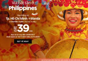 Du lịch cùng AirAsia với hành trình trong mơ chỉ từ 39 USD