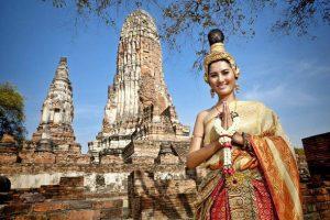 Du lịch Thái Lan khám phá những ngôi chùa nổi tiếng