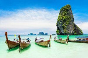 Khám phá thiên đường biển tại Thái Lan