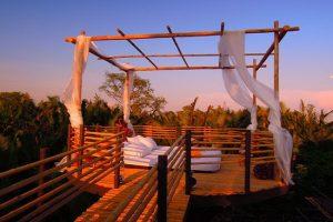 Những khu nghỉ dưỡng giữa rừng xanh tại Thái Lan