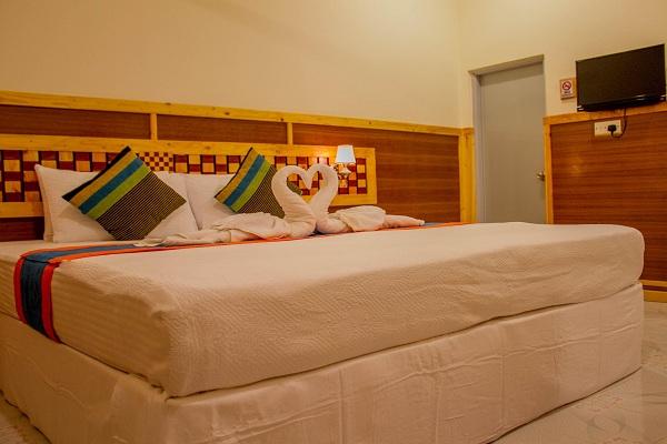 Đặt khách sạn Maldives