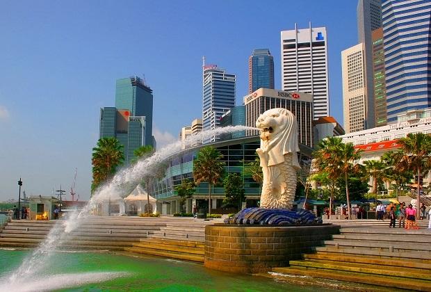 Đặt vé máy bay giá rẻ đến Singapore