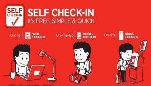 Hướng dẫn cách check-in vé máy bay AirAsia
