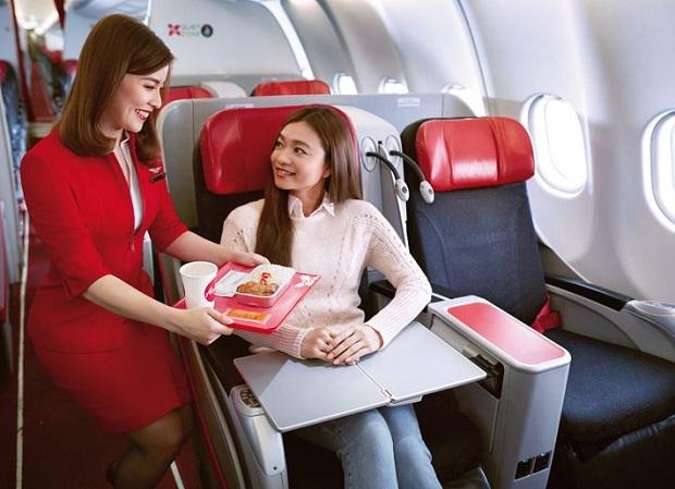Vé máy bay khuyến mãi hãng AirAsia