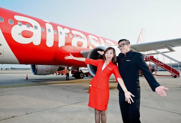 Book vé máy bay giá tốt hãng AirAsia
