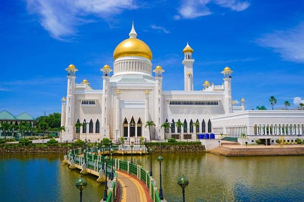 Mua vé máy bay giá rẻ đi Brunei