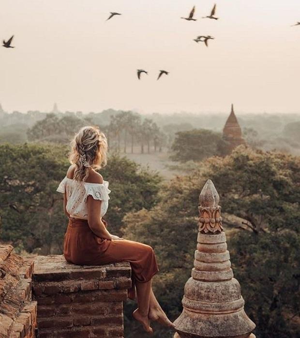 Mua vé máy bay đi Myanmar