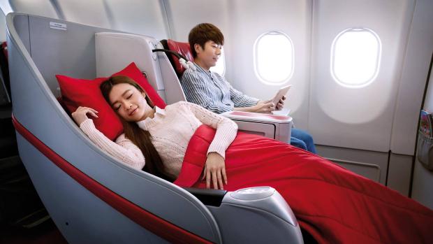 hạng vé máy bay Air Asia