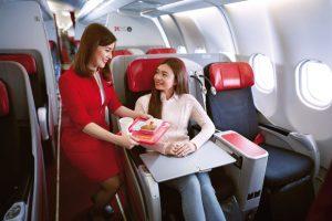 Các hạng vé máy bay Air Asia | Hướng dẫn nâng hạng vé