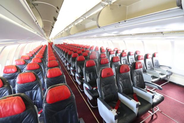 hạng vé Air Asia
