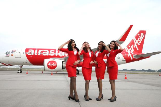 vé máy bay Air Asia giá rẻ