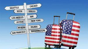 Tìm vé máy bay giá rẻ nhất đi Mỹ trong hôm nay