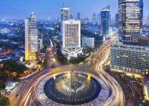 Vé máy bay từ Hà Nội đi Jakarta