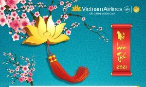 Kinh nghiệm đặt vé máy bay Tết Vietnam airlines 2021