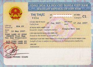 Điều kiện gia hạn visa và các loại visa được phép gia hạn