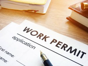 Thủ tục làm work permit cho người nước ngoài tại TPHCM?