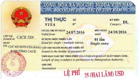 vietnam-tourist-visa-sample
