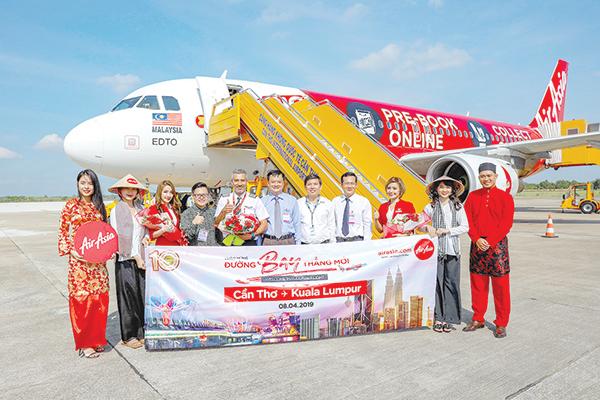 Phòng vé máy bay Air Asia tại Hà Nội