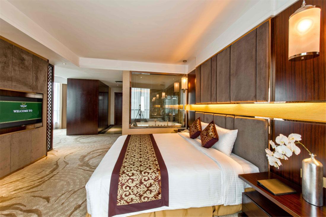 Phòng tại khách sạn Mường Thanh buôn Mê Thuột