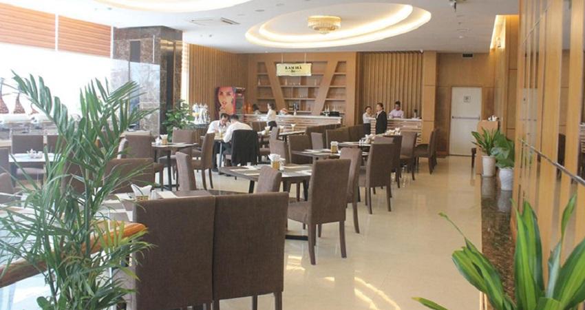 Nhà hàng tại khách sạn mường thanh cửa đông
