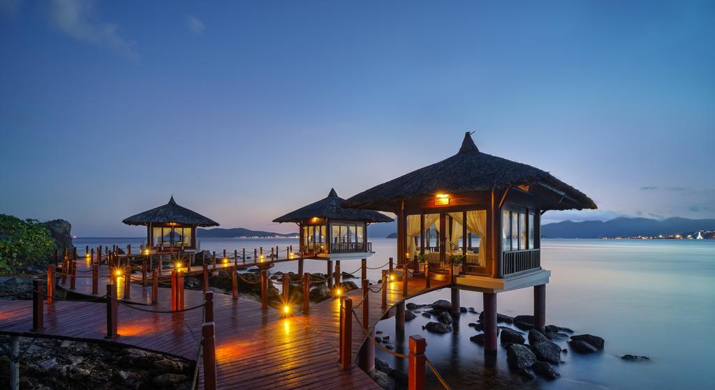 Chuỗi khách sạn Vinpearl Nha Trang ở đảo hòn tre