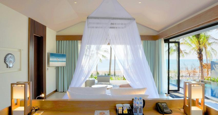 Phòng nghỉ tại Novotel Phú Quốc