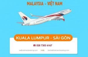 Cập nhật chuyến bay từ Malaysia về Việt Nam | Bay tháng 3/2021