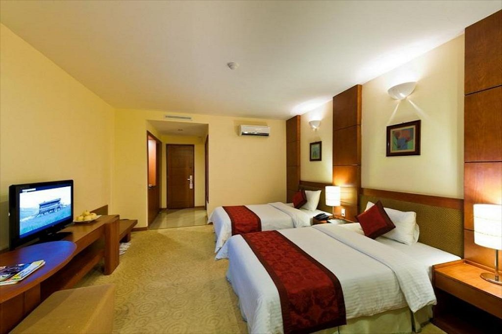 Phòng superior twin Khách sạn mường thanh diễn châu