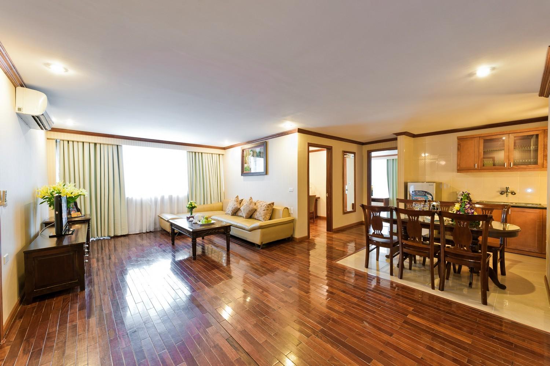 Phòng grand suite Khách sạn mường thanh diễn châu