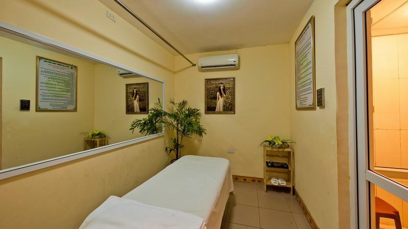 Phong massage Khách sạn mường thanh diễn châu