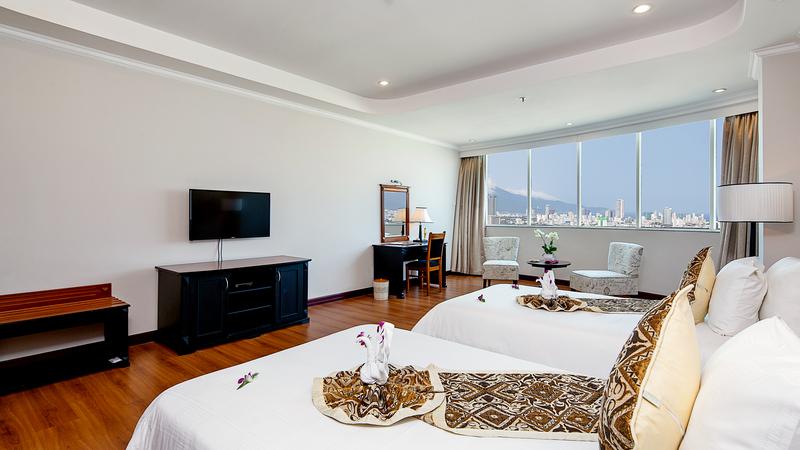 Phòng superior Khách sạn Mường Thanh Luxury Sông Hàn