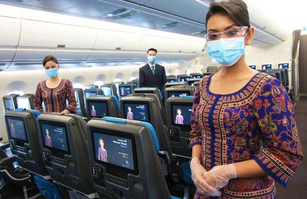 chuyến bay charter từ singapore về việt nam