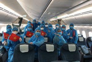 Chuyến bay từ Canada về Việt Nam tháng 3 | Số lượng có hạn!