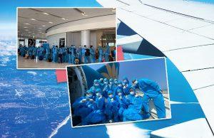 Các chuyến bay từ Hàn Quốc về Việt Nam | Bay gấp tháng 3
